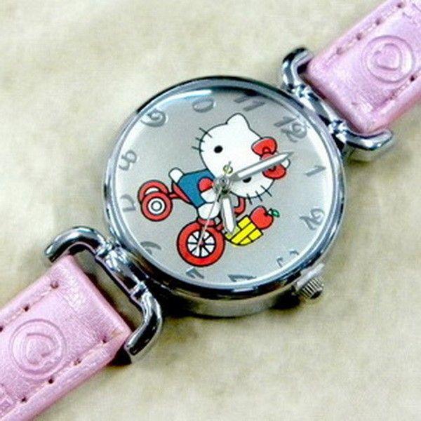 Часы Hello Kitty Хелло Китти купить Киев недорого