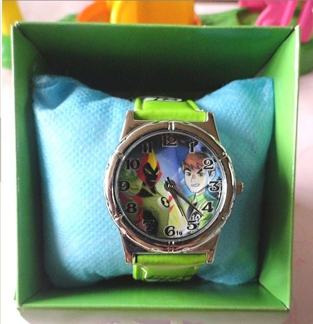 Детские наручные часы - Ben 10 - toywayru