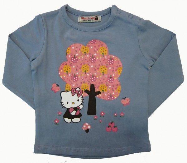 Кофта для девочки Hello Kitty (Размер: 92)