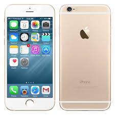 Apple iPhone 6 64Gb Gold (золотой)