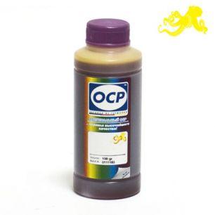 Чернила OCP Y 512 для принтера и МФУ Brother, 100 гр. - Yellow