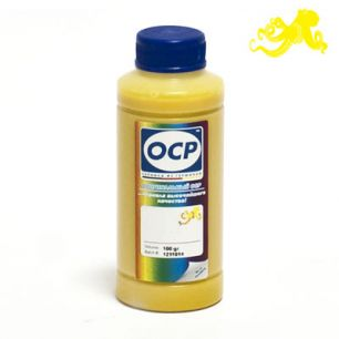 Чернила OCP YP 117 для картриджа EPS T0344 (2100/2200) , 100 gr