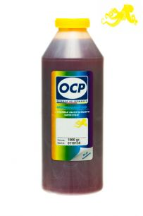 Чернила OCP 93 Y для картриджей HP Viv 177, 1 kg