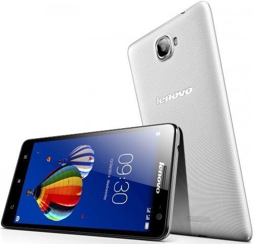 LENOVO IdeaPhone S856 Silver