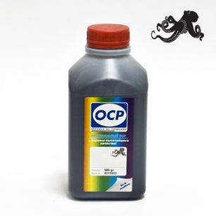 Чернила OCP 123 BK Grey для картриджей CAN CLI-521/426, 500 gr