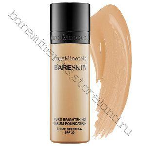 Пудра bareSkin Pure Brightening Serum SPF 20 цвет Bare Buff 10