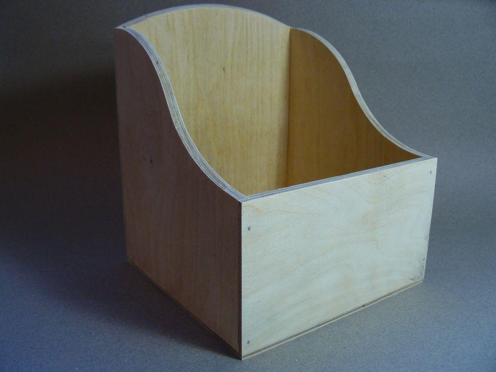 Короб для специй из фанеры