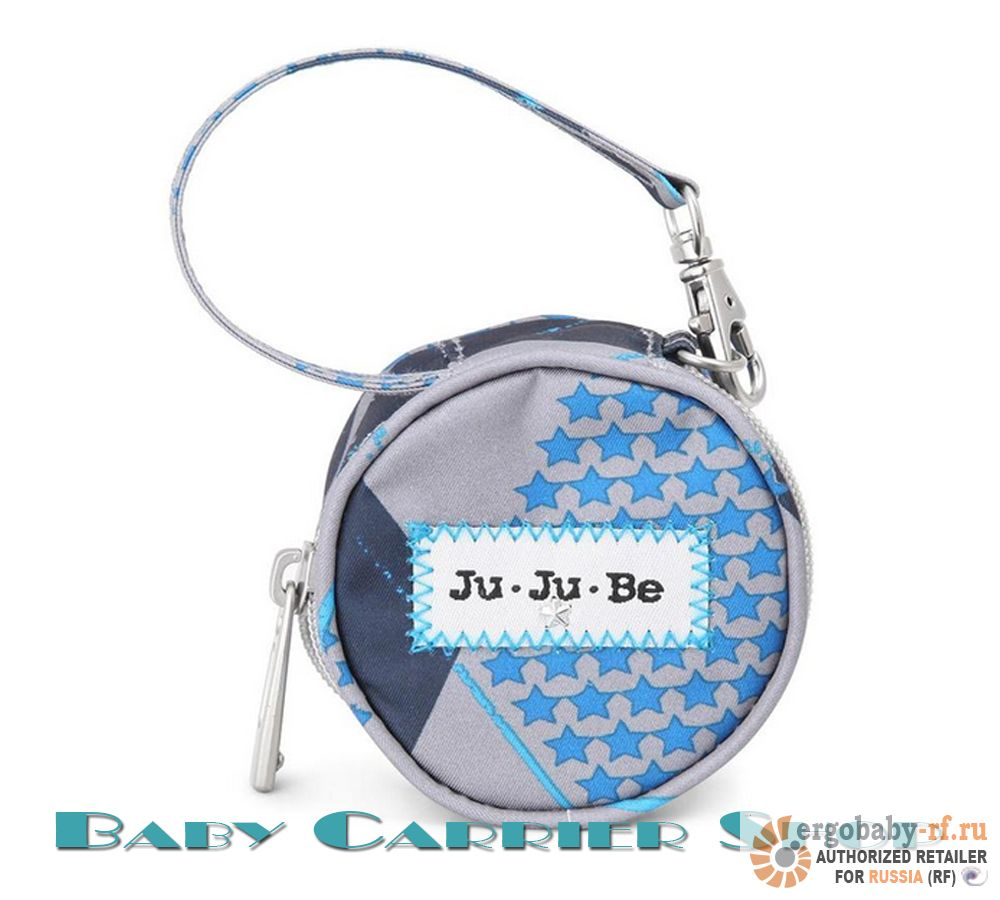 Футлярчик для пустышек JU-JU-BE «Paci-Pod Stargyle» Add-Ons Collection JuJuBe [ЖуЖуБи Паси-Под]