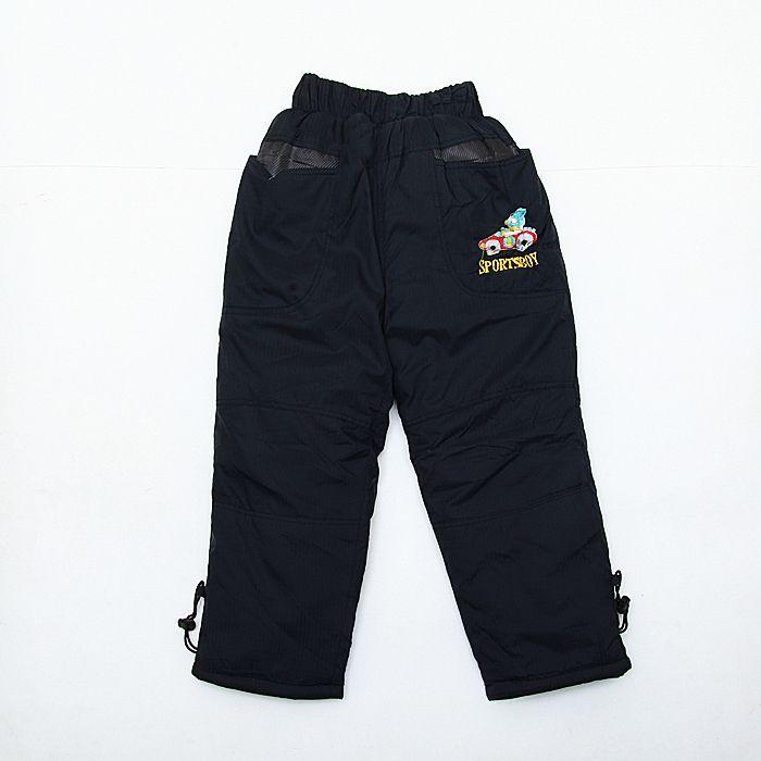 Утепленные брюки для мальчика (Размер: 104)