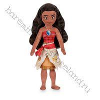 Мягкая кукла Моана